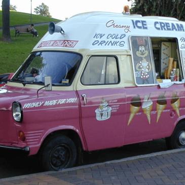 en een lekker ijsje erbij.