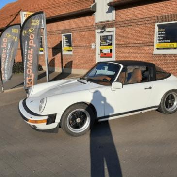 en nog een Porsche…..